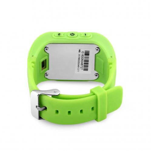детские часы-телефон с GPS трекером Smart Watch Q50