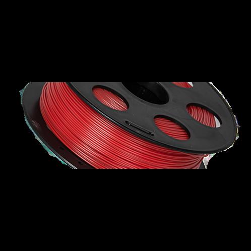 ABS Нить для 3D принтера. Цвет: алый.