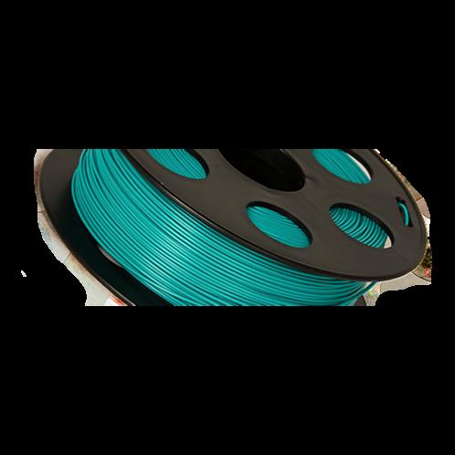 ABS Нить для 3D принтера. Цвет: бирюзовый
