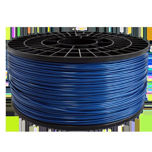 ABS Нить для 3D принтера. Цвет: синий