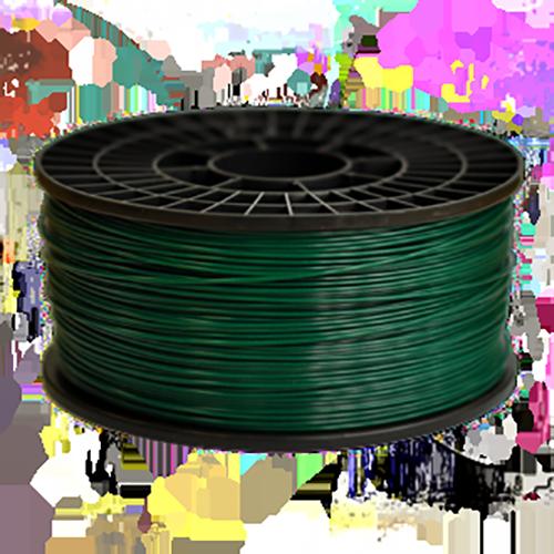 ABS Нить для 3D принтера. Цвет: тёмно-зеленый