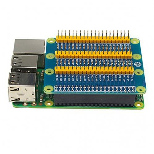 GPIO плата расширения для Raspberry Pi