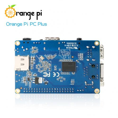 Мини компьютер.Orange Pi PC Plus