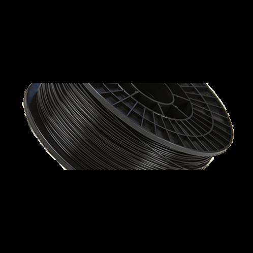 PLA Нить для 3D принтера. Цвет: черный
