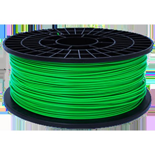 PLA Нить для 3D принтера. Цвет: зеленый