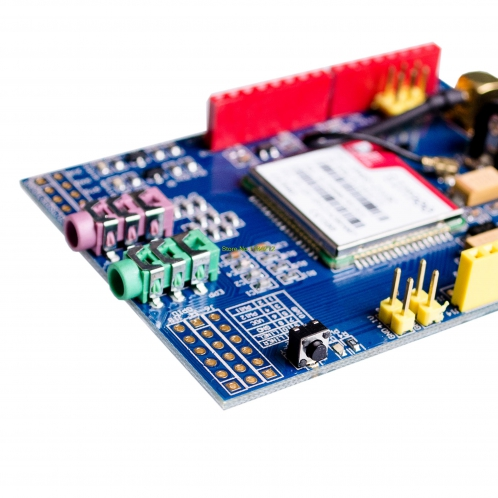 SIM900 GPRS/GSM модуль