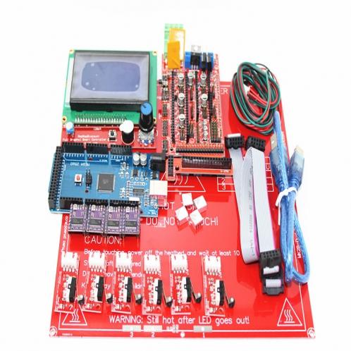 Комплект электроники для сборки 3D принтера