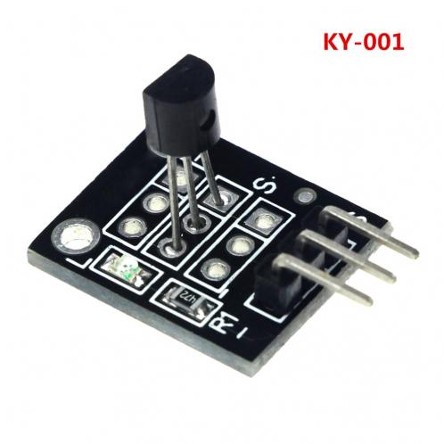 Модуль датчика температуры KY-001 для Arduino