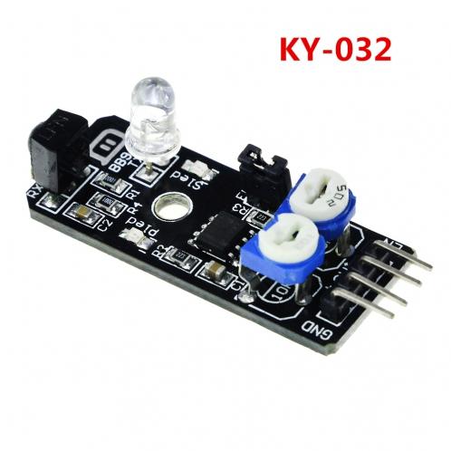 Модуль инфракрасного датчика препятствие KY-032 для Arduino