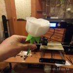 3D принтер Анет A8 высокая точность, полный комплект для сборки.