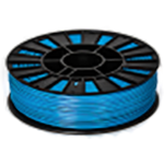 ABS Нить для 3D принтера. Цвет: голубой