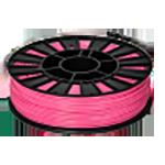 ABS Нить для 3D принтера. Цвет: розовый