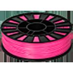 ABS Нить для 3D принтера. Цвет: ярко-розовый