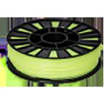 ABS Нить для 3D принтера. Цвет: ярко-жёлтый (флуоресцентный)