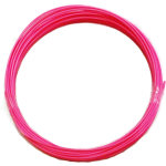 ABS Нить для 3D ручки. Цвет: Розовый