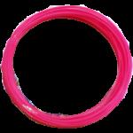 ABS Нить для 3D ручки. Цвет: Ярко-розовый