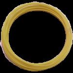 PLA Нить для 3D ручки. Цвет: Желтый