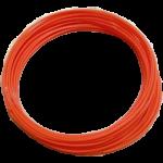 PLA Нить для 3D ручки. Цвет: Оранжевый