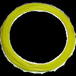 PLA Нить для 3D ручки. Цвет: Ярко-желтый
