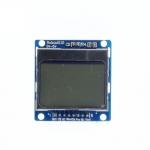 ЖК-Модуль 84x48 Nokia 5110 белая подсветка для Arduino