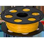 PLA Нить для 3D принтера. Цвет: желтый