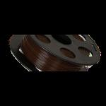 PLA Нить для 3D принтера. Цвет: коричневый