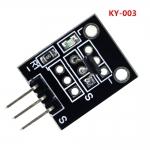 Модуль датчика холла KY-003 для Arduino