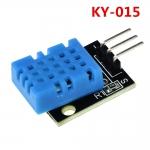 Модуль датчика температуры и влажности KY-015 для Arduino