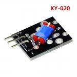 Модуль датчика наклона KY-020 для Arduino