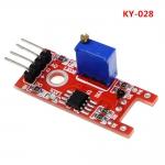 Модуль датчика температуры KY-028 для Arduino