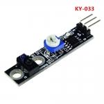 Модуль отслеживания, трассировка пути KY-033 для Arduino