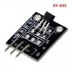 Модуль  аналогового датчика Холла KY-035 для Arduino