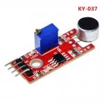 Модуль микрофона с высокой чувствительностью KY-037 для Arduino